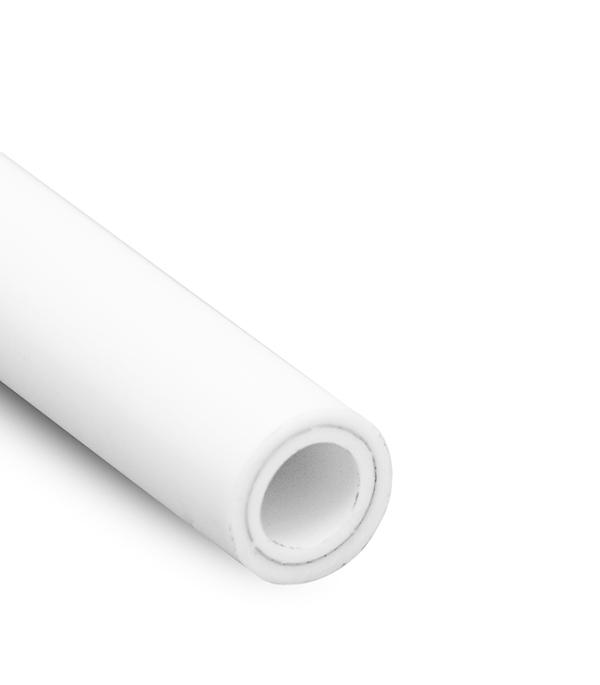 Труба полипропиленовая армированная алюминием РТП 40х2000 мм PN 25  труба полипропиленовая армированная алюминием 20х2000 мм pn 25