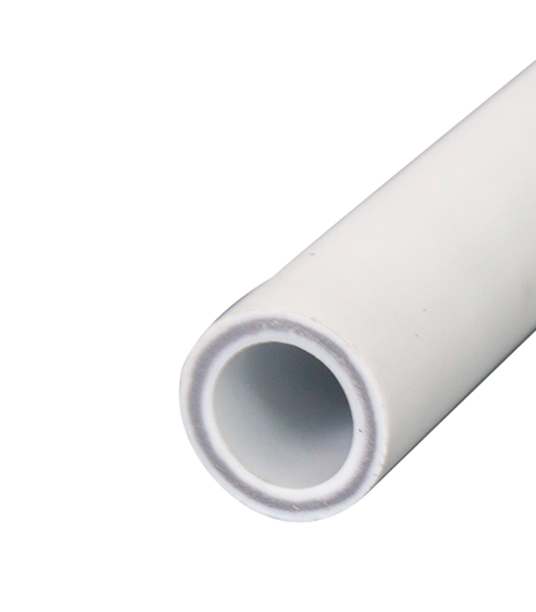 Труба полипропиленовая, армированная стекловолокном 40х2000 мм, PN 25