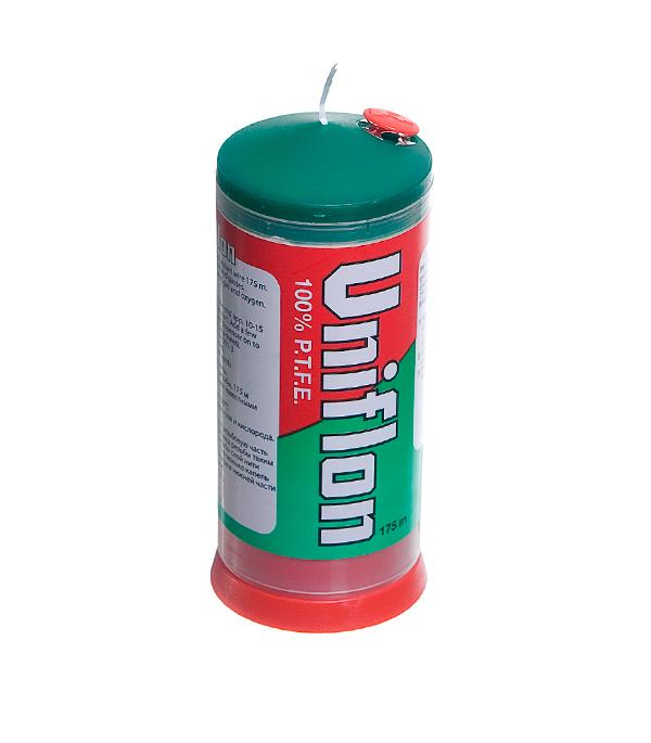 Нить универсальная Unipak Uniflon 175 м  цена и фото