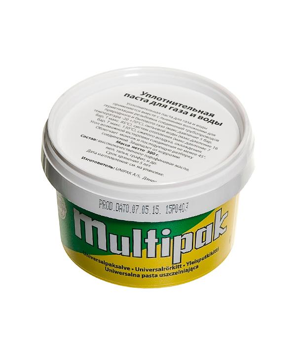 Паста (шпаклевка) для уплотнения резьбовых соединений Multipak (300 гр.)