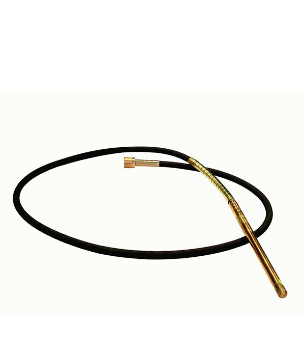 Вал гибкий с вибронаконечником для электрического вибратора Champion d 32 мм L4 м газонокосилка бензиновая champion lm5127bs