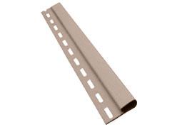 Сайдинг Vinyl-On  планка финишная 3660 мм, сандаловое дерево