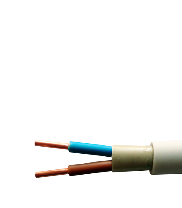 Кабель NYM 2х2.5 Севкабель 100 м кабель nym 3х6 севкабель 100 м