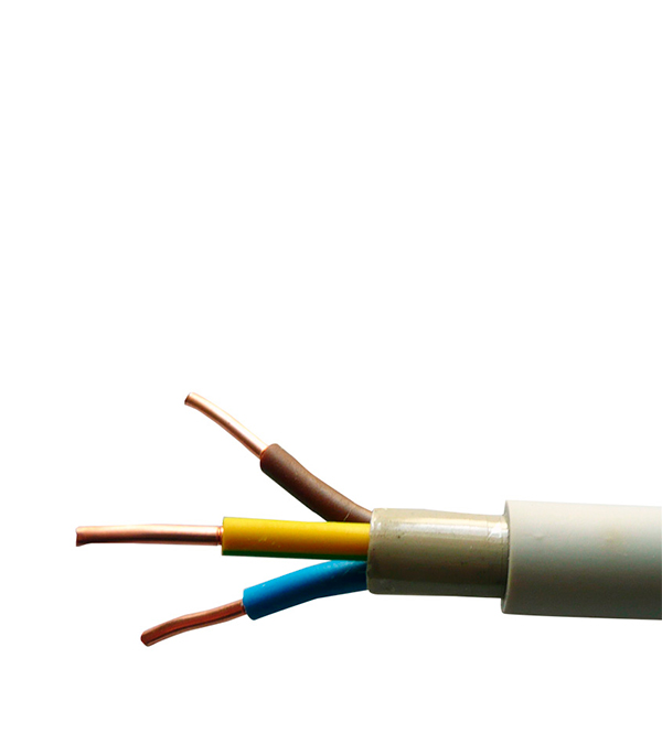 Кабель NYM 3х4 Севкабель кабель nym 3х6 севкабель 100 м