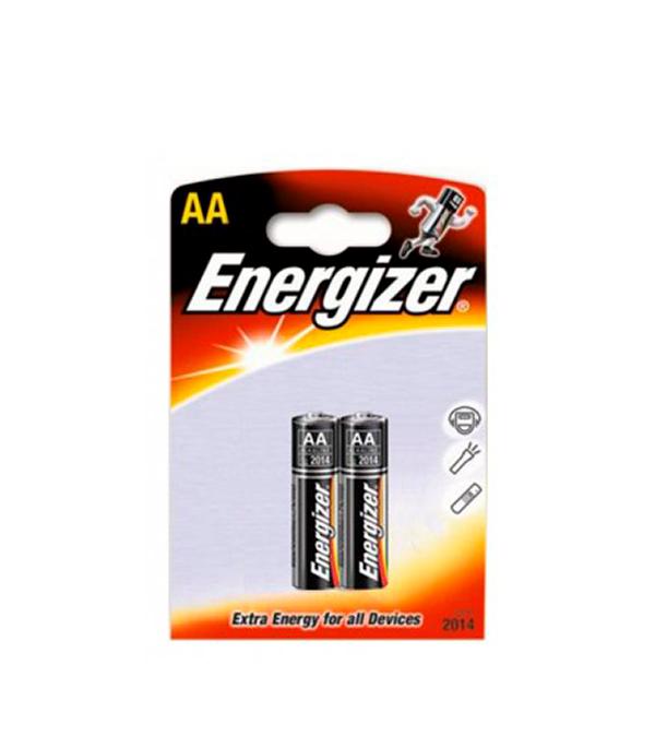 Батарейка AA (LR6), Energizer, 2 шт