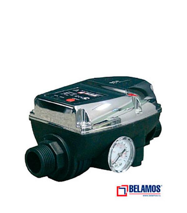 Блок автоматики Belamos Brio-5 с манометром и кабелем