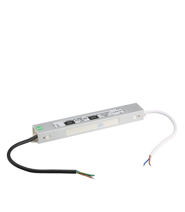 Драйвер светодиодный  40 Вт, 220В/12В, IP67 (влагозащищенный), Jazzway