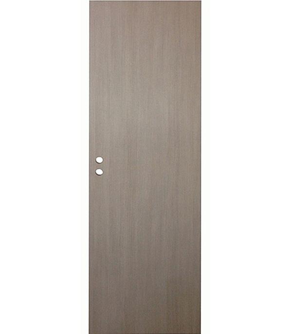 Дверное полотно экошпон Smart Капучино 720х2010 мм с притвором полотно дверное перфекта по 2х0 7м клен серебристый ламинатин диамант