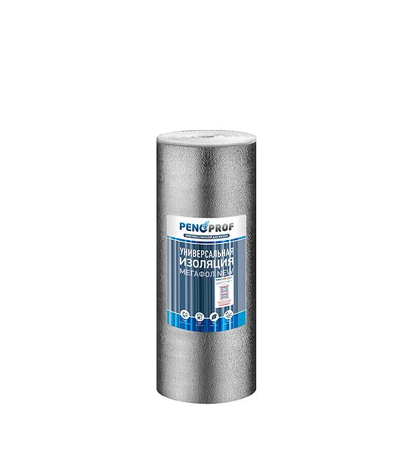 Теплоизоляция НПЭ ЛП тип А  5 мм (1,2x25 м) универсальная Порилекс