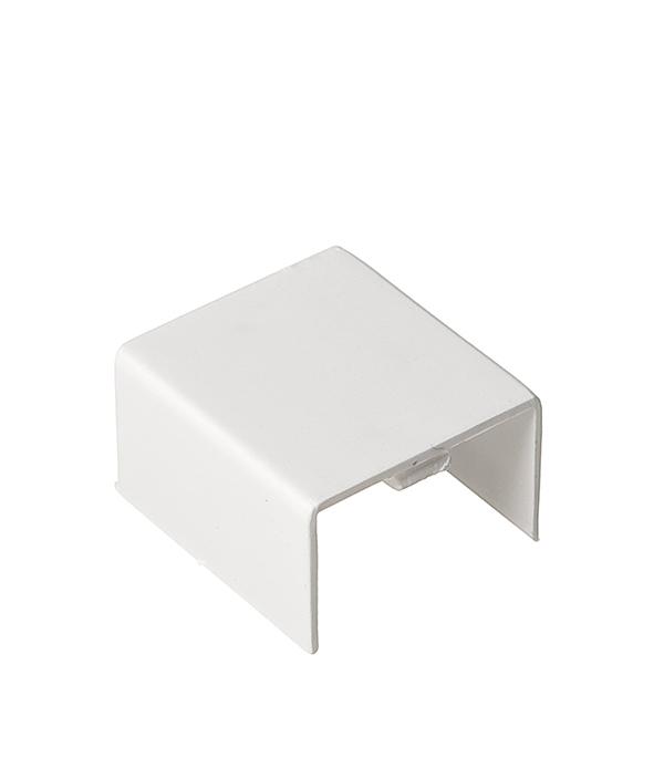Соединение на стык кабель-канала 25x16 мм белое (4 шт.)