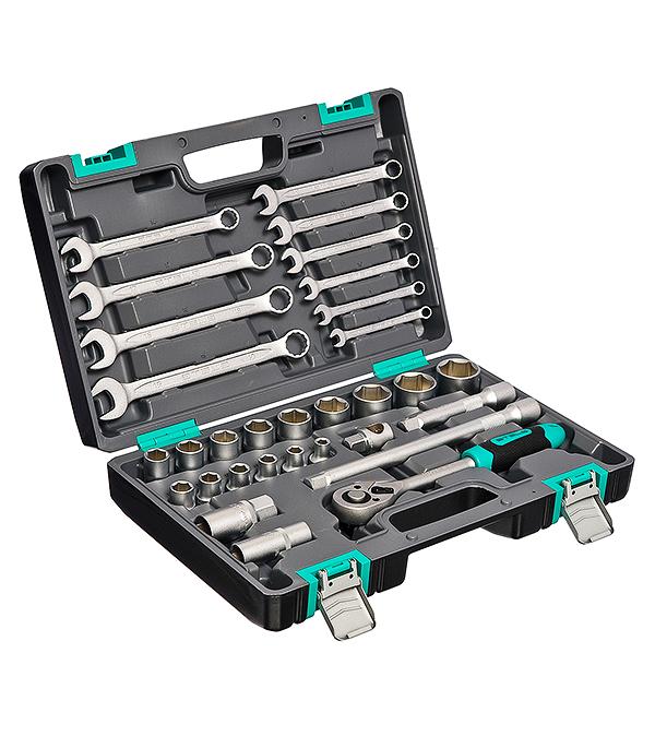Набор инструментов 31 предмет набор инструментов heyner 21 предмет