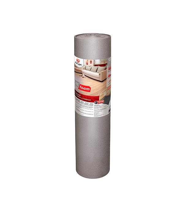 Подложка   вспененная  2 мм (1,2х10 м) Refoam