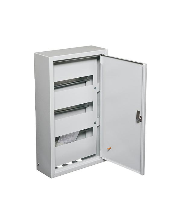 Щиток навесной для 36 модулей металлический , IP31, ИЭК, ЩРН