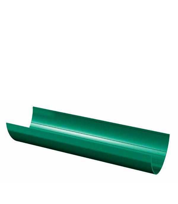Желоб водосточный пластиковый  1,5м зеленый Технониколь