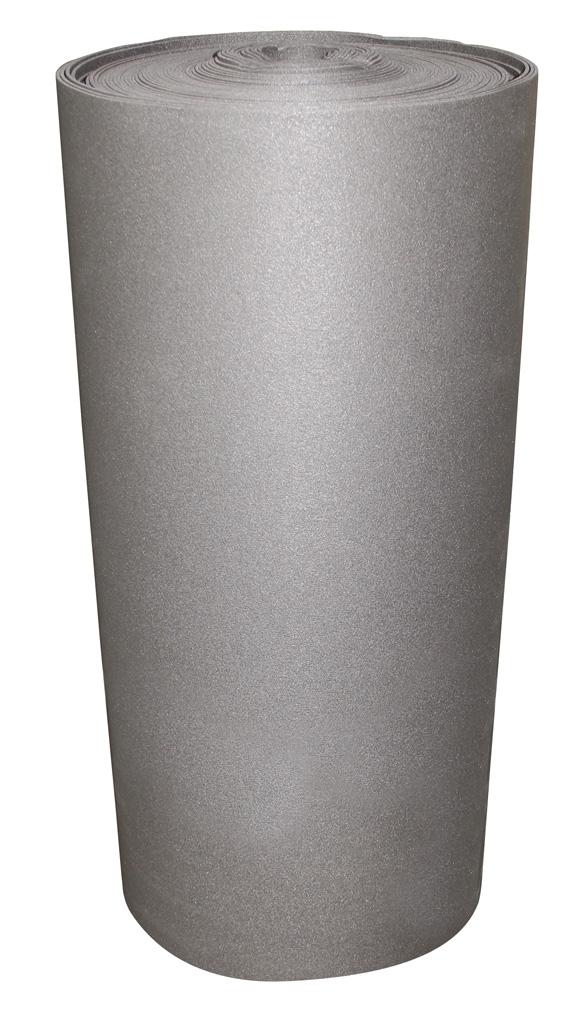 Подложка вспененная 8 мм (1,2х10 м) Полифом Вибро