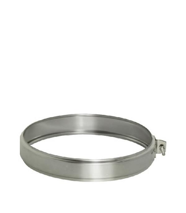 Хомут Дымок соединительный на трубу 150 куплю трубу б у1220х14 газовую