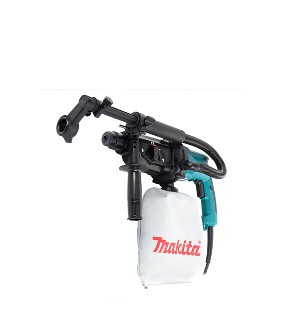 Перфоратор Makita HR2432 780 Вт 2.7 Дж SDS-plus перфоратор makita hr2800 sds plus