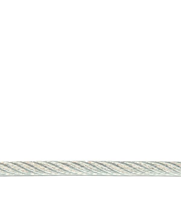 Трос стальной в оболочке PVC d3/4 мм (20 м)