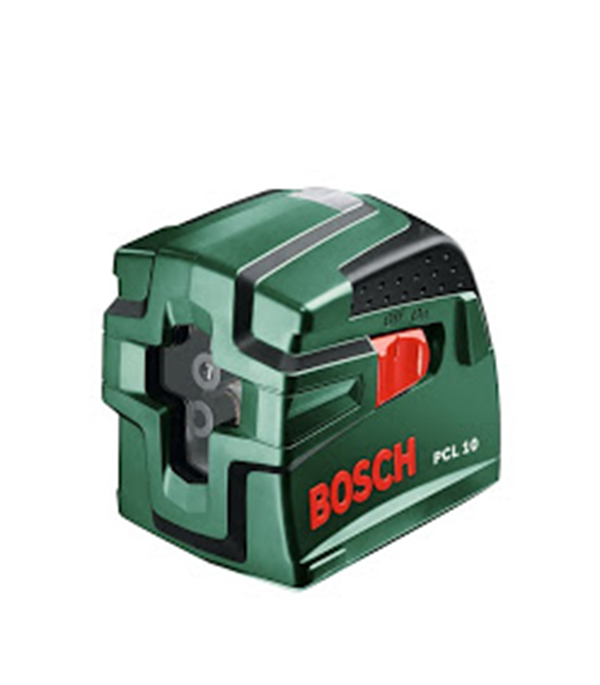 Уровень (нивелир) лазерный PCL 10 Basic, 10 м, Bosch