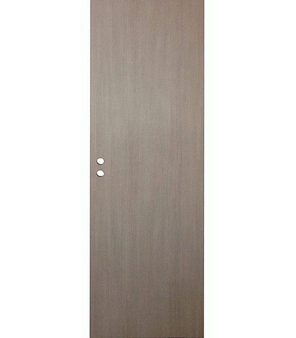 Дверное полотно экошпон Smart Капучино 820х2010 мм с притвором полотно дверное перфекта по 2х0 7м клен серебристый ламинатин диамант