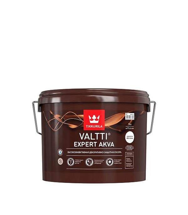 Антисептик Valtti Expert Akva EP Тиккурила 9 л  цена и фото