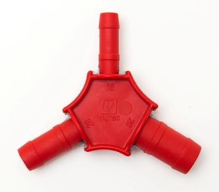 Калибратор для металлопластиковых труб d16, 20, 26 мм Valtec