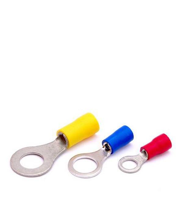 Наконечник кольцевой для провода 1,5-2,5 кв.мм, d=5 мм (100 шт.) ИЭК