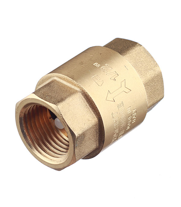 Клапан обратный 1/2 внутр(г) Tiemme аквалого aqualogo клапан обратный для компрессора 3 шт
