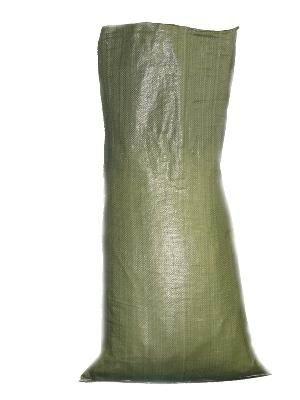 Мешок п.п.зеленый 50х90 см
