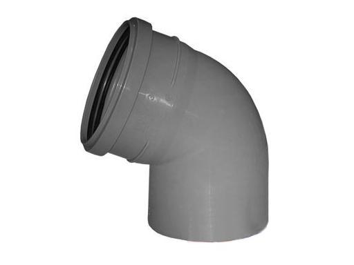 Отвод внутренний 110 мм, 67° однораструбный Ostendorf