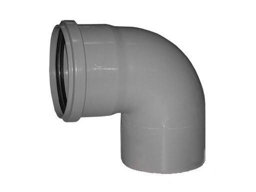 Отвод внутренний  40 мм, 87° однораструбный Ostendorf