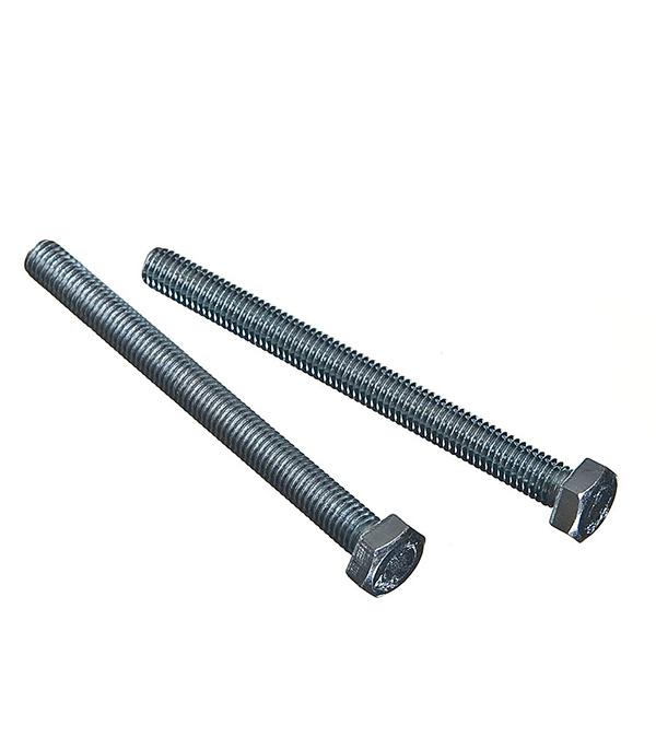 Болты оцинкованные М8х90 мм DIN 933 (2 шт) болты оцинкованные м20х60 мм din 933 8 шт