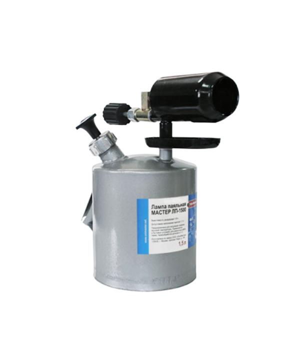 Лампа паяльная бензиновая 1,5 л