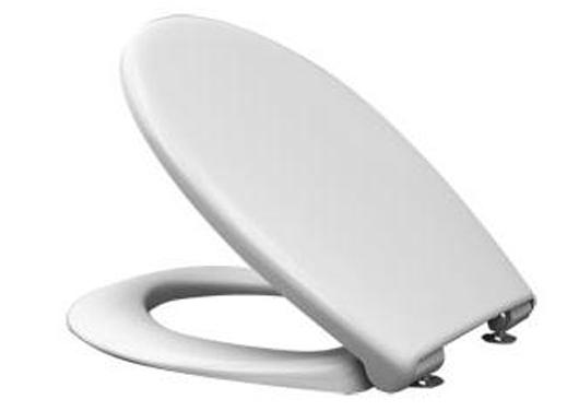 Сиденье для унитаза Bliss L, дюропласт с микролифтом