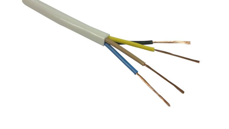 Провод ПВС 4х1,5 (100 м)