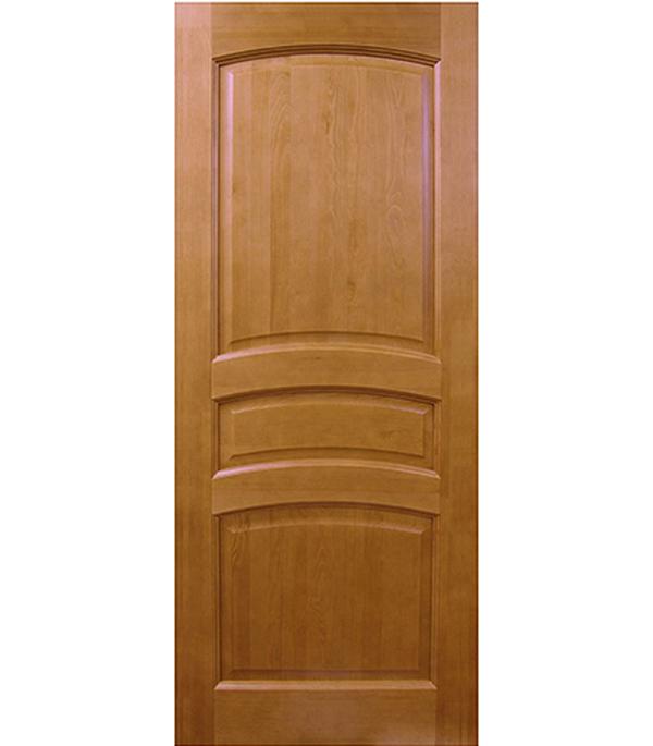Дверное полотно массив тонированный лак  ДФГ 700х2000 мм (Белоруссия)