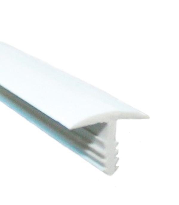 Нащельник (т-профиль) 13х10х2700 мм белый