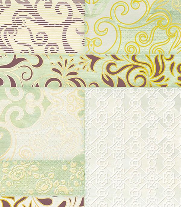 Плитка декор Эльбрус D Люкс 250х500х8мм плитка вкз лаура зеленая в спб