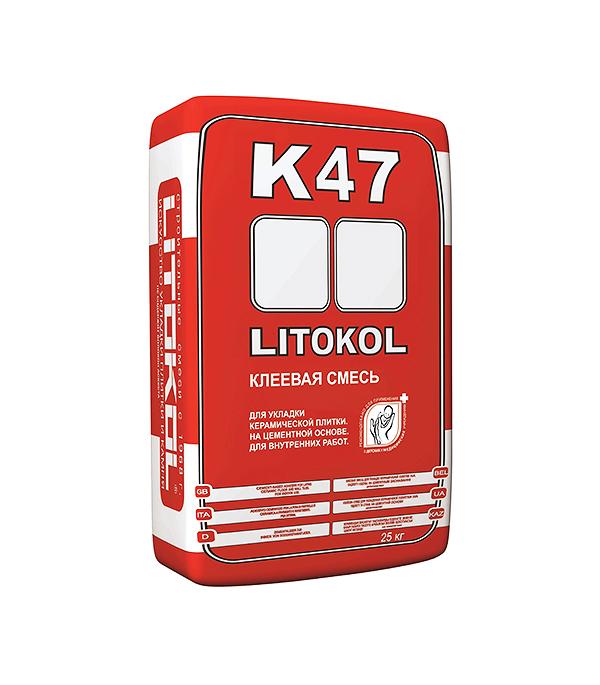 Литокол K47 (клей для плитки), 25 кг