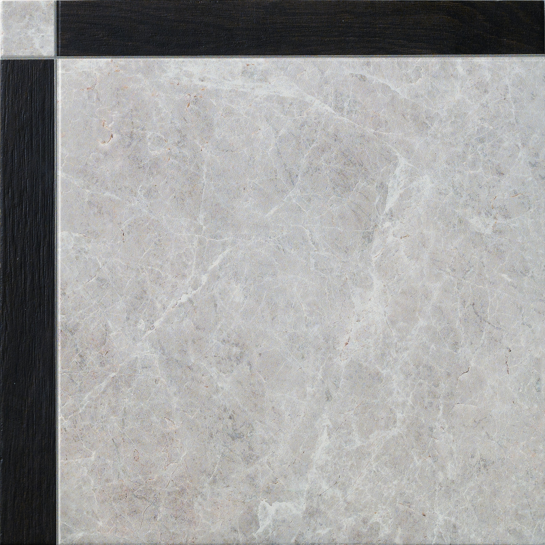 Керамогранит 450х450х8 мм Версилия Гриджио серый / Италон (6шт=1,215 м2)