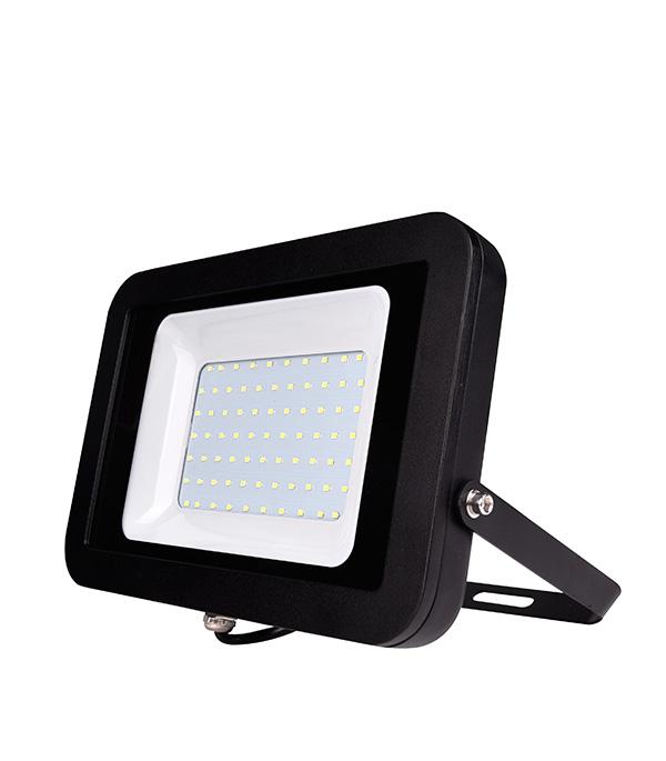 Прожектор светодиодный 70Вт, IP67 (плоский корпус)