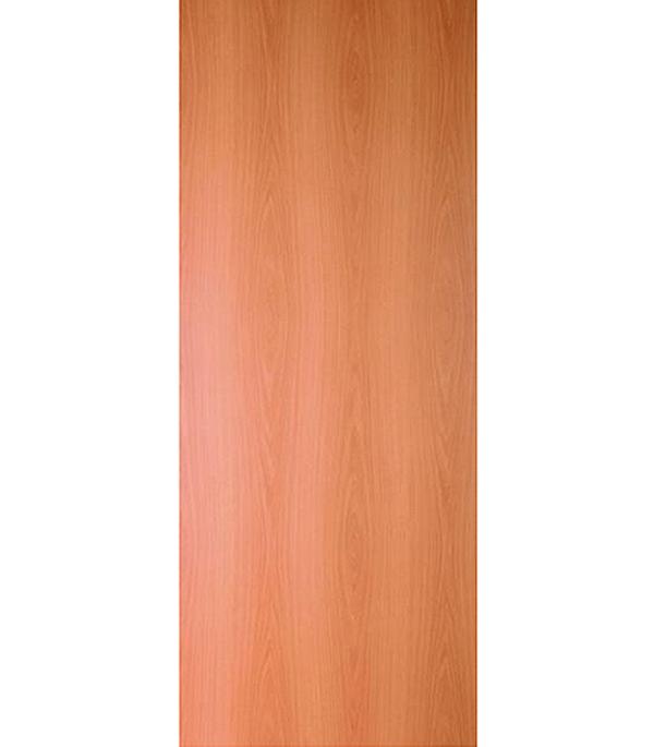 Дверное полотно ламинированное Миланский орех гладкое глухое 700х2000 мм без притвора без фрезеровки без замка коробка дверная дпг миланский орех 600 с петлями