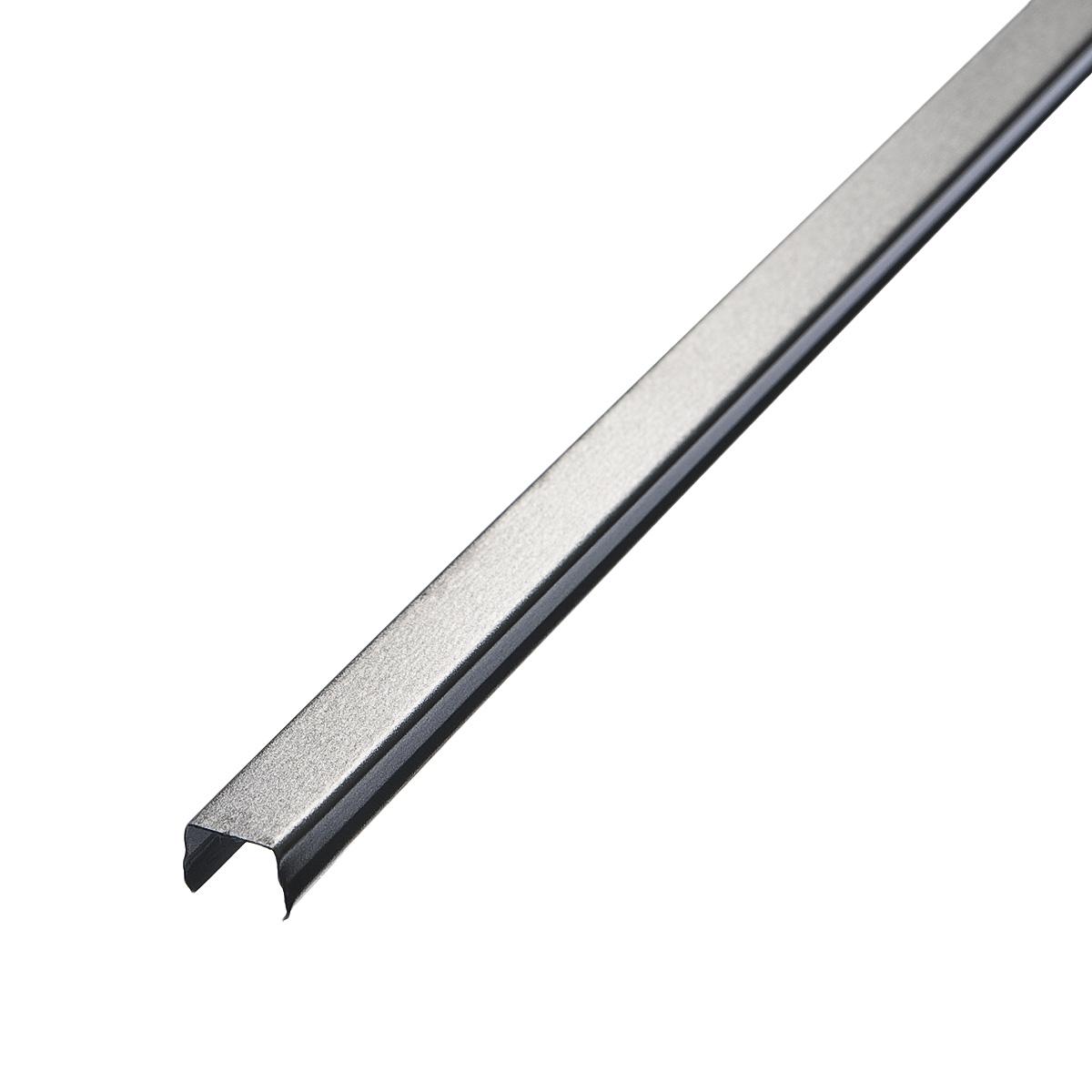 Раскладка для AN 85, 135А 3м серебристый металлик