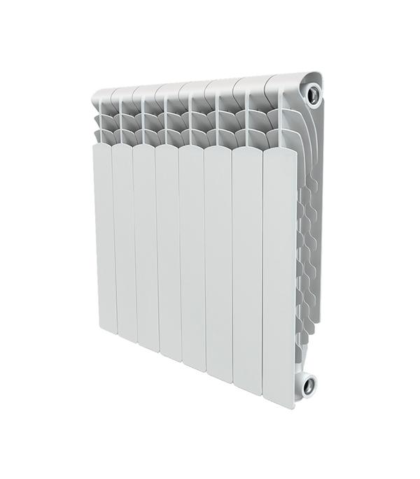 Алюминиевый радиатор Royal Thermo Revolution 500 1 8 секций алюминиевый радиатор royal thermo revolution 500 4 секции