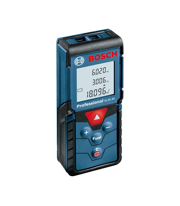Дальномер лазерный  40 м, GLM 40 Bosch