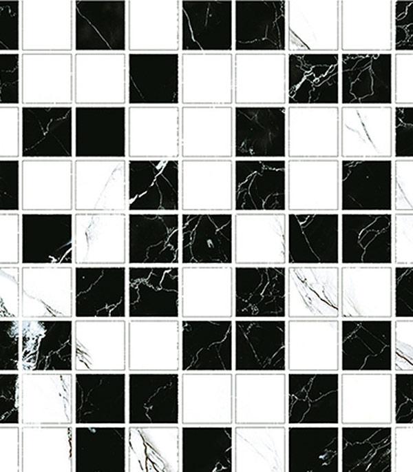 Керамогранит декор 300х300х9 мм мозаика Classic Marble/Грасаро
