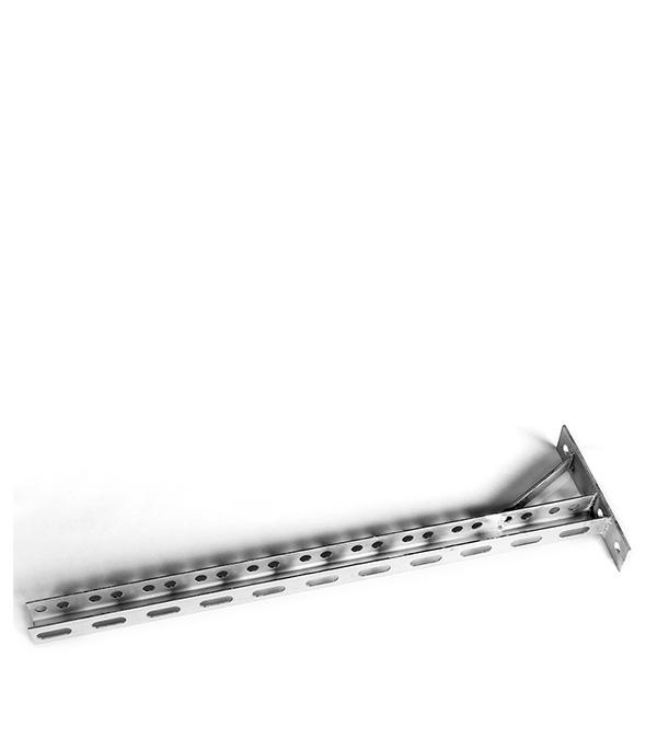 П-образный кронштейн 600х180 мм правый