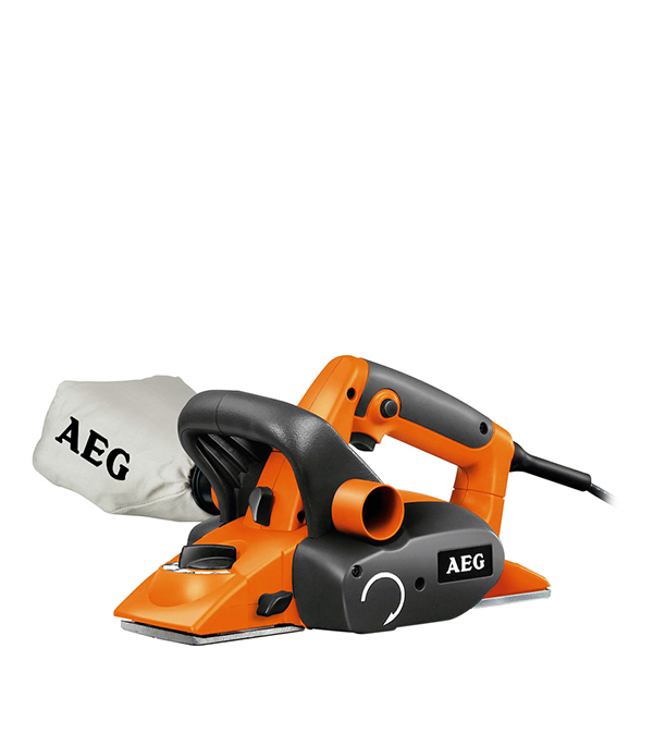 Рубанок электрический PL 750, 750 Вт, 82 мм AEG электрорубанок aeg pl 750