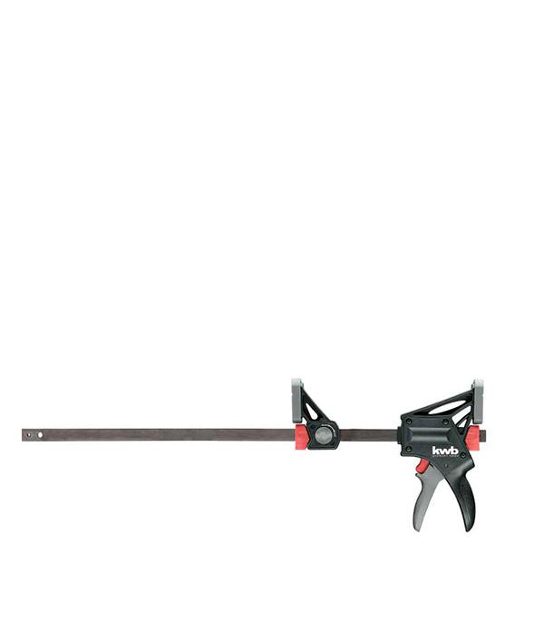 Струбцина столярная KWB 65х300 мм быстрозажимная струбцина быстрозажимная gross 20803
