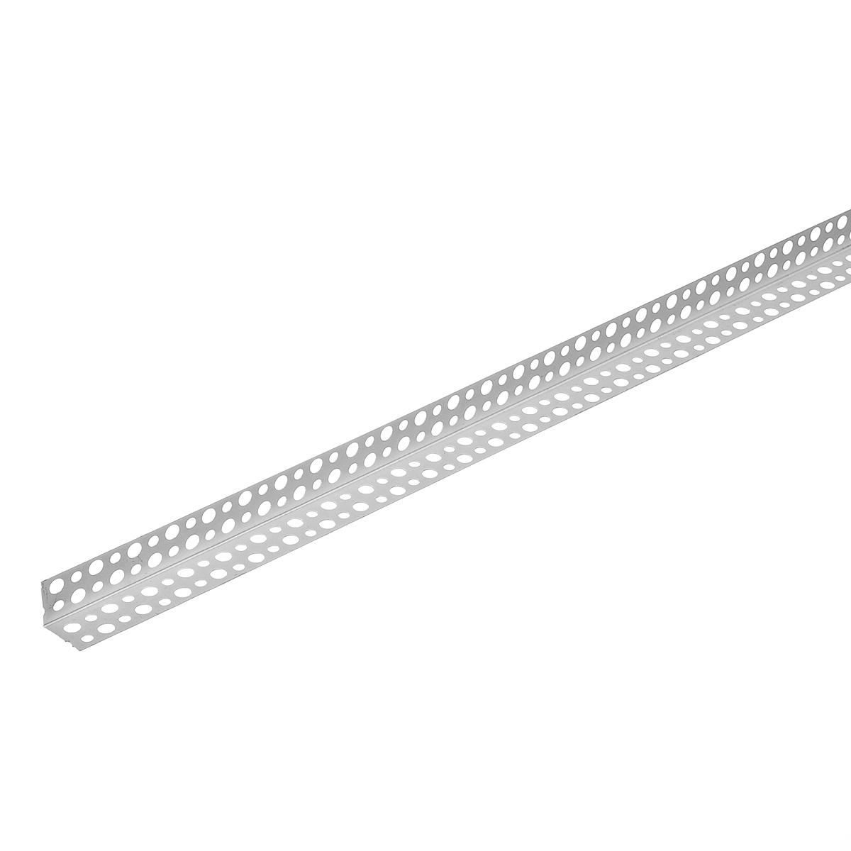 Профиль углозащитный (пластиковый) 25х25 мм, 3 м